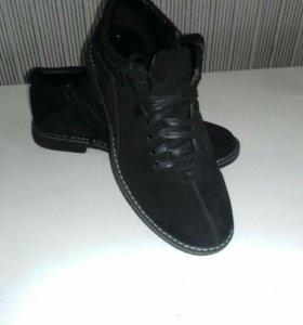 Туфли для мальчика.38 размер.