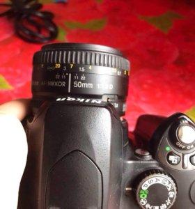 Фотоаппарат Nikon D 60