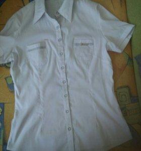 Белые блузки девочек в тюмени тел.324416