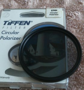 Cpl фильтр tiffen 67mm