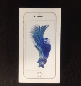 iPhone 6 S 16 Gb Silver