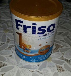 Детская смесь Friso GOLD  0-6 мес 400 г. 1 банка