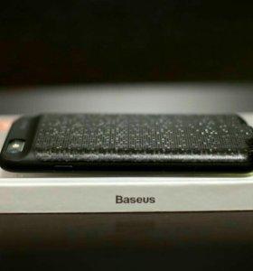 Чехол аккумулятор для iphone  7