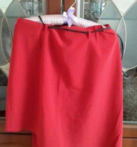 Оригинальная юбка новая
