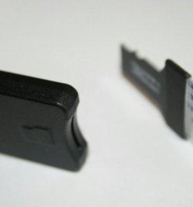Шлейф удлинитель microSD