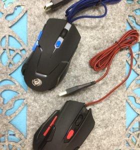 Игровая мышка Dialog USB