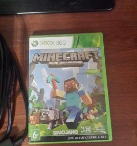 Xbox 360 SuperSlim+kinect+2 игры