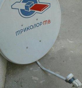 Спутниковая тарелка Триколор ТВ