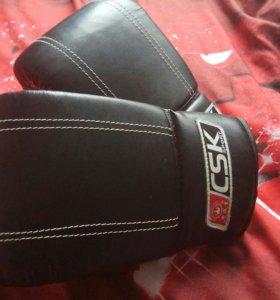 Боксёрские перчатки снарядные (2 пары)