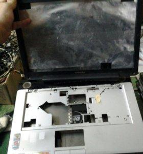 ноутбук toshiba a210-1ap в разборе