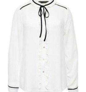Новая белая блуза
