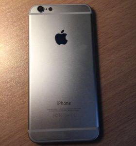 Корпус iPhone 6 silver