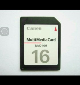Canon MMC 16M Multi Media Card