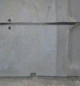 Накладка боковины салона VW T4 725867036