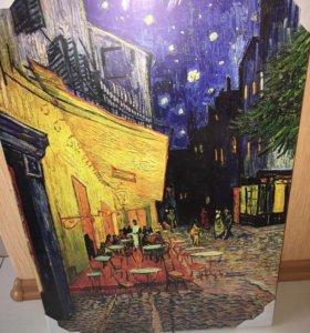"Ван Гог ""Ночная терраса кафе"""