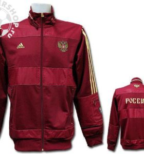 Куртка спортивная ADIDAS, размер 54-56 (XXL)