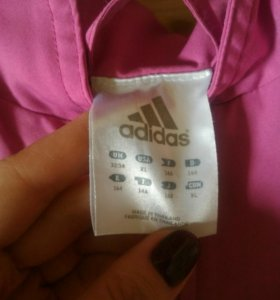 Олимпийка ветровка Adidas