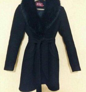 Зимнее пальто 44 размер