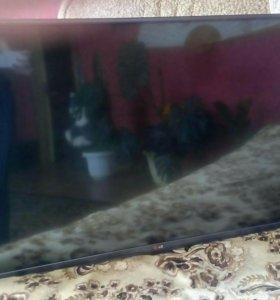 Продается телевизор требующий ремонта