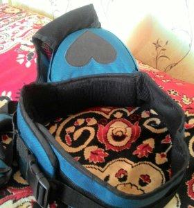 Хипсит-рюкзак, переноска.