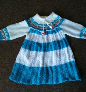 Платье р74-80