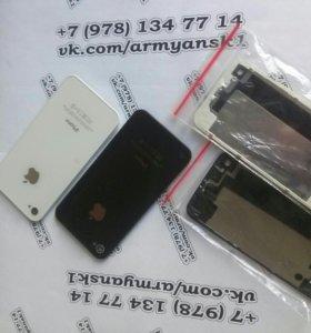 Iphone 4 и 4s задняя крышка