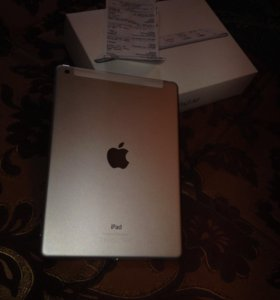 Планшет iPad Air wi-fi cellular 32 GB silver