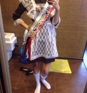 Фартук и платье СССР
