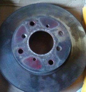 Тормозные диски от Honda б/у