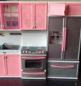 Кухня для кукол!