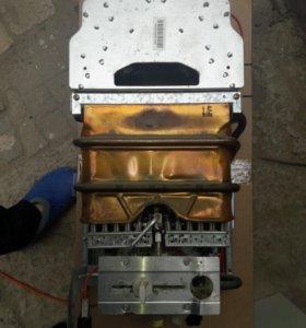 Газовый проточный водонагреватель junkers