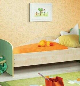 Кровать детская Малышок от фабрики