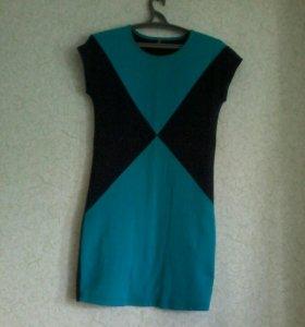 Платье трикотаж х\б