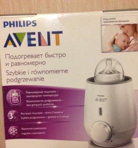 Новый подогреватель для бутылочек Philips AVENT