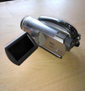 DVD видеокамера