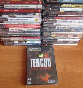 Tenchu fatal ( PS 2 )