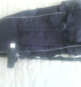 Рюкзак для металлоискатель