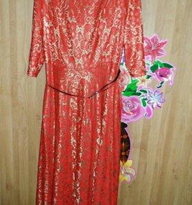 Вечернее платье 52-56р.