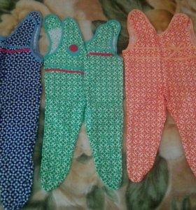 Ползунки штанишки