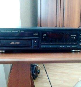 Мульти-проигрыватель CD. Pioneer PD-M702