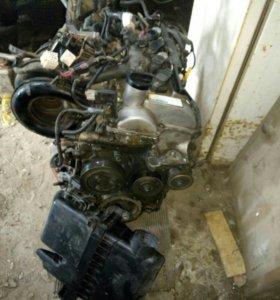 Продам двигатель 2szfe. Toyota belta, vitz, ractis