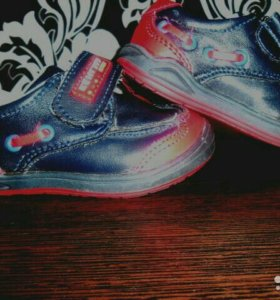 Ботинки укороченные