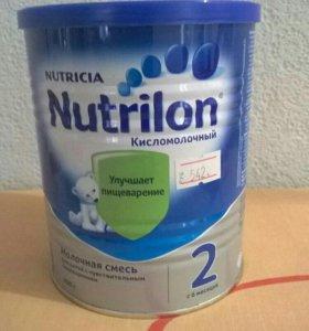 Смесь нутрилон кисломолочный
