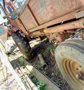 Трактор ХТЗ Т 16 со сварочным аппаратом