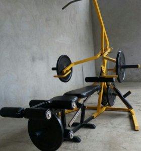 Тренажер на все группы мышц.