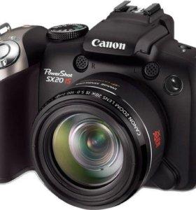 Canon PowerShot20 IS