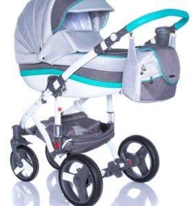 🍓Детская коляска Bebe-mobile Movo