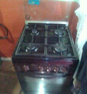 2 газовые плиты