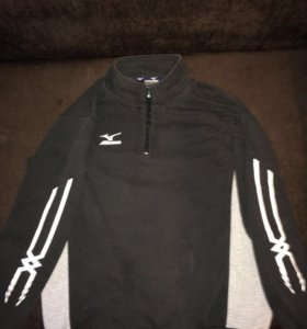 MIZUNO TEAM TRAINING HALF 1/2 ZIP SWEAT /