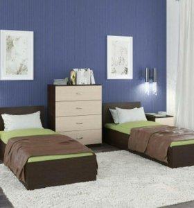 Спальный Гарнитур Новый!!!